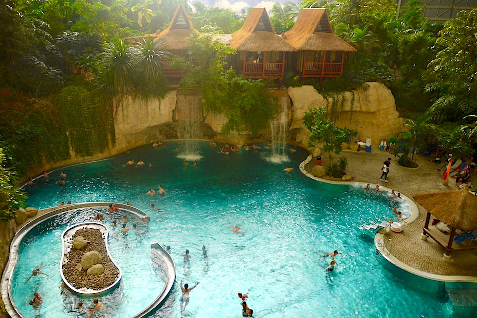 Tropical Islands - Tipps für beste & günstigste Angebote - Brandenburg