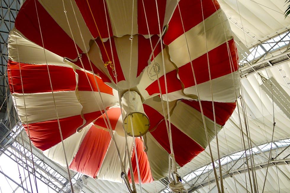 Tropical Islands - Island Ballooning: die Tropenwelt aus der Vogelperspektive erleben - Brandenburg