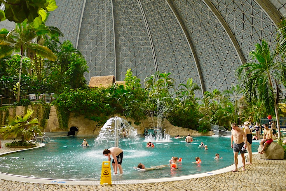 Tropical Islands - Lagune mit Kinderbecken - Brandenburg
