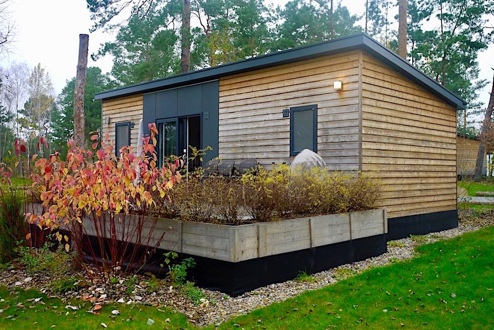 Tropical Islands - Mobile Home: schöne Apartments auf dem Außengelände - Brandenburg