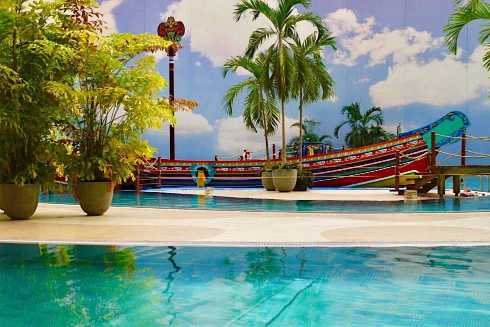 Tropical Islands - Perfekte Auszeit: Farben, Wärme, Bade- & Saunaspaß und Massagen - Brandenburg