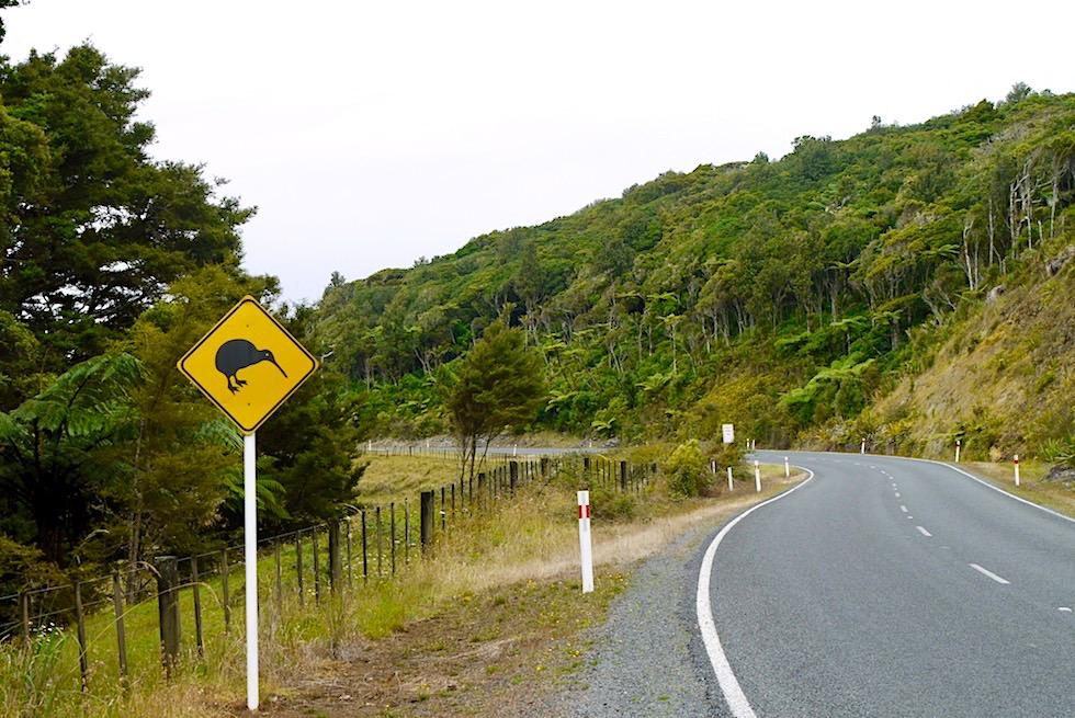 State Highway 12 - Nordinsel Neuseeland