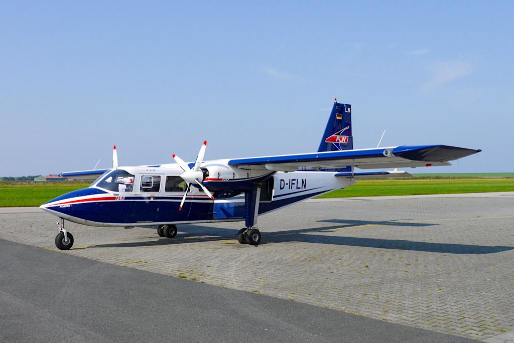 Individuelles Inselhopping Ostfriesische Inseln nur mit Charter-Kleinflugzeugen möglich - Niedersachsen