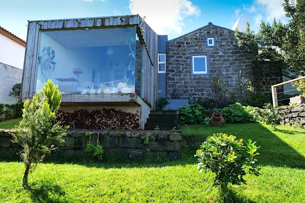 Wunderschöne urgemütliche Landhäuser zum Wohlfühlen: Tradicampo Eco Country Houses - Casa da Talha bei Nordeste - Sao Miguel - Azoren