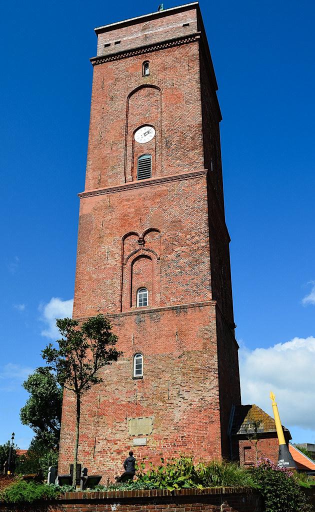 Alter Leuchtturm Borkum: Wahrzeichen & das älteste Gebäude auf der Insel Borkum - Ostfriesische Inseln