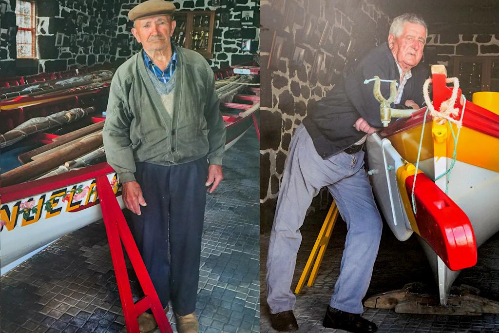 Walmuseum Oleos e Farinhas in Lajes do Pico - Gedenken an die Walfänger - Azoren