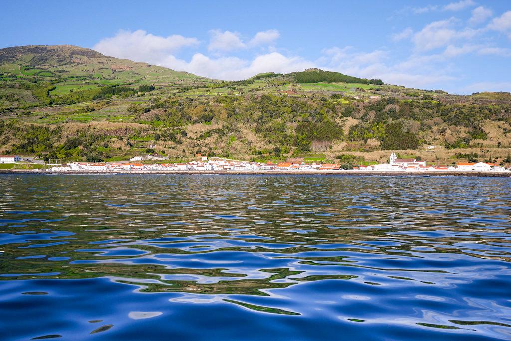 Lajes do Pico ein schönes Küstenstädtchen & der Beste Ort auf den Azoren um Wale zu beobachten
