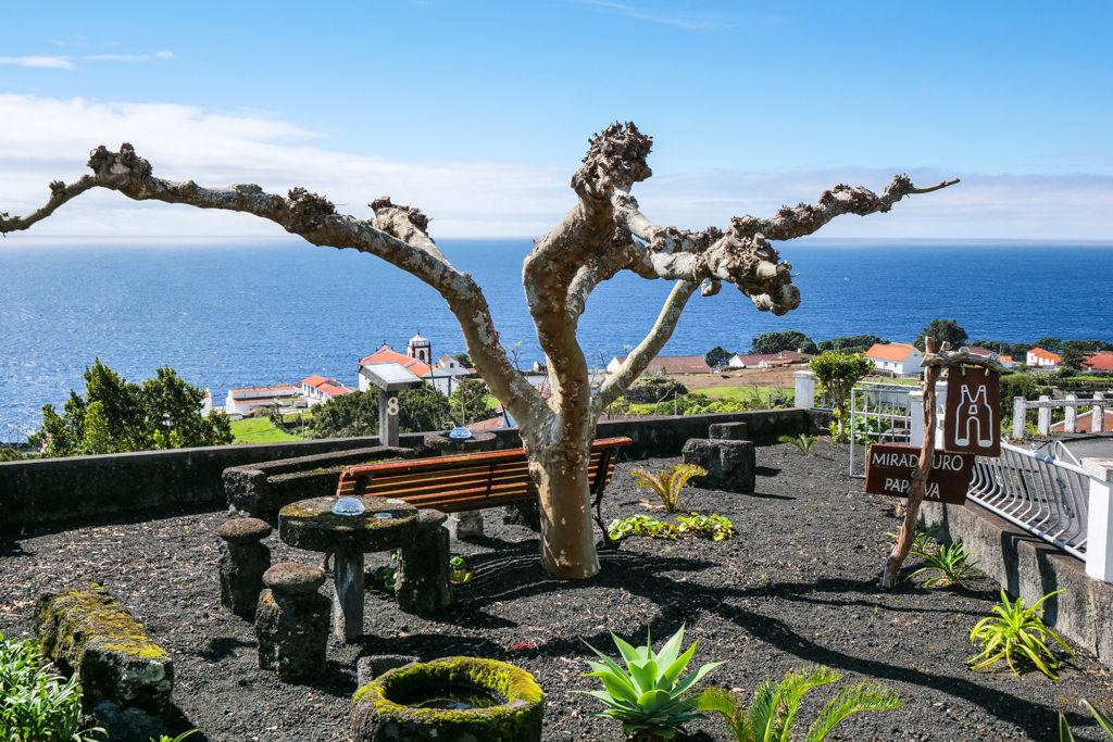 Übernachtungsempfehlung: Miradouro da Papalva Guest House Inn - Fazinierender Ausblick, liebevoll eingerichtete schöne Zimmer - Sao Joao auf Pico, Azoren