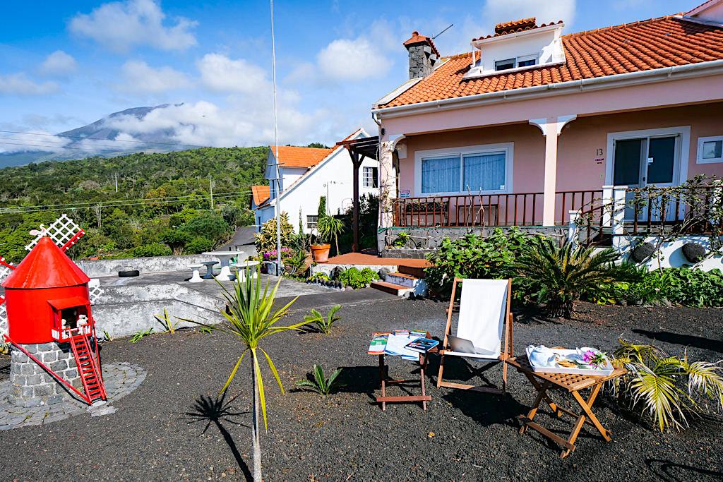Wunderschön gelegen: Miradouro da Papalva Guest House Inn - Sao Joao - Südküste Pico - Azoren