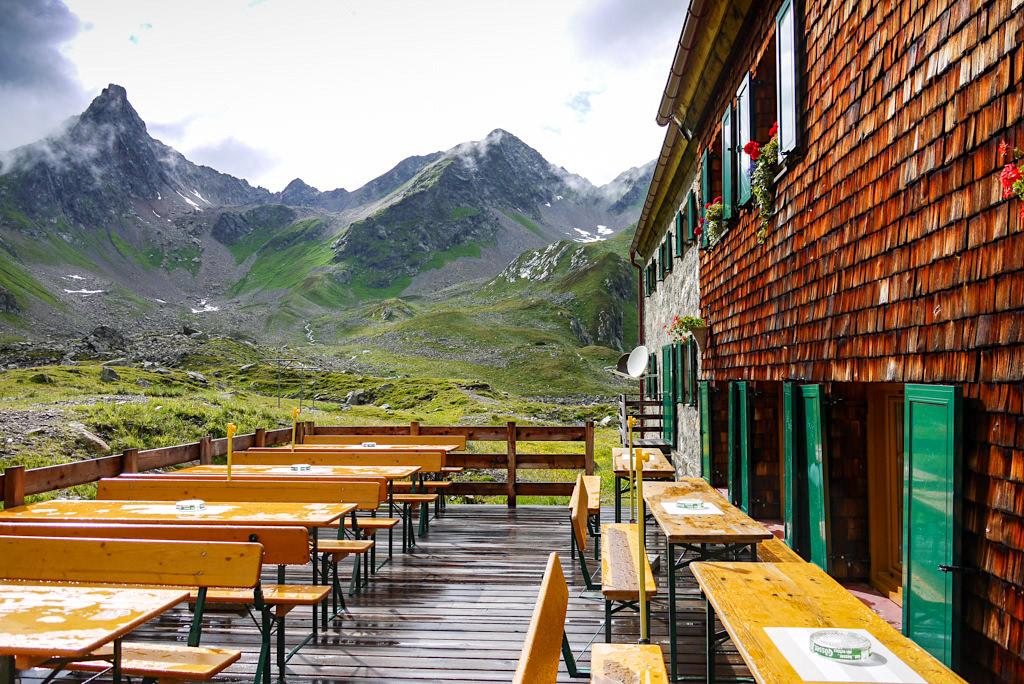 Niederelbehütte - einsam und idyllisch in der Verwall-Bergwelt gelegen - Paznaun - Österreich