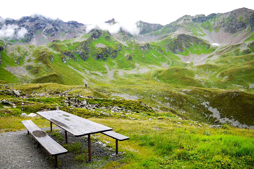 Niederelbehütte bietet eine Vielzahl von tollen Tourenmöglichkeiten in der Verwall-Gruppe - Paznaun - Österreich