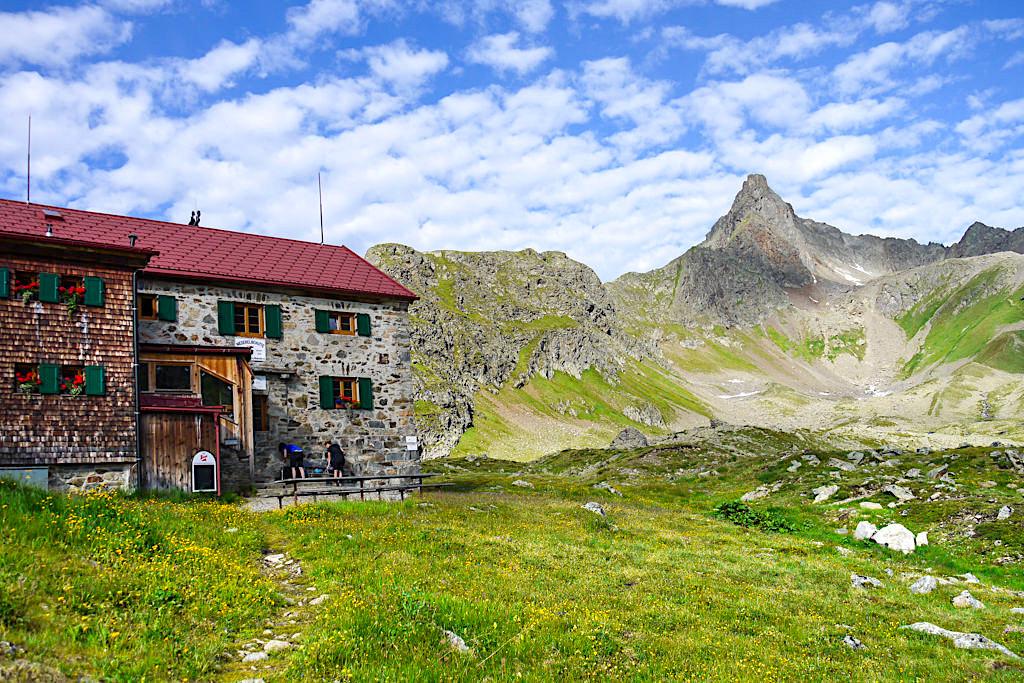 Wunderschön & malerisch gelegen: die Niederelbehütte in der Verwallgruppe - Paznaun - Österreich