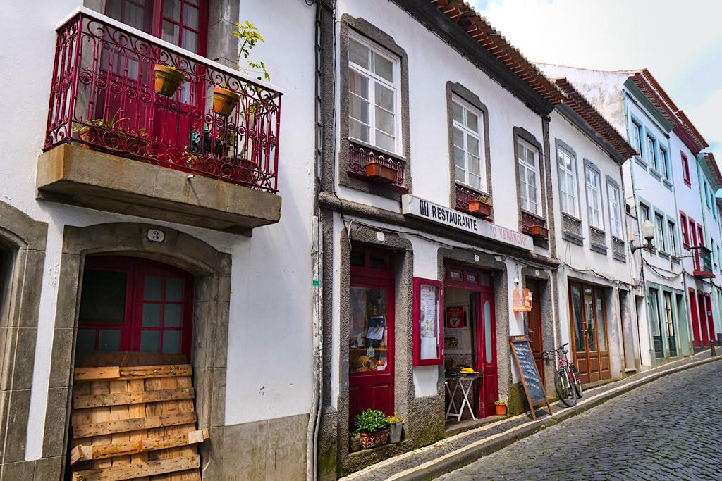 Angra do Heroismo - Terceira ist stolz auf seine beste Inselküche der Azoren