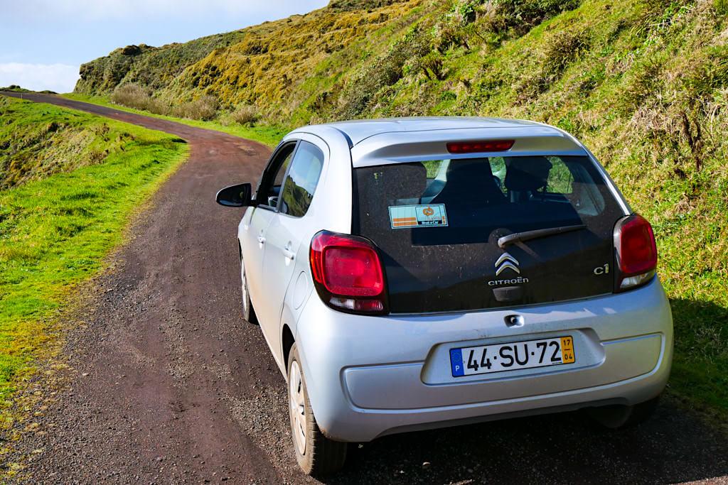 Autatlantis - Empfohlener Autovermieter auf Sao Jorge - Azoren