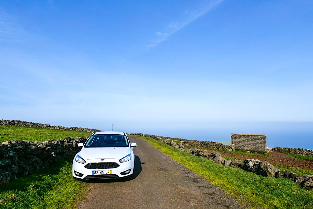 Mietwagen-Empfehlung: Goldcar Autovermietung Terceira - Azoren