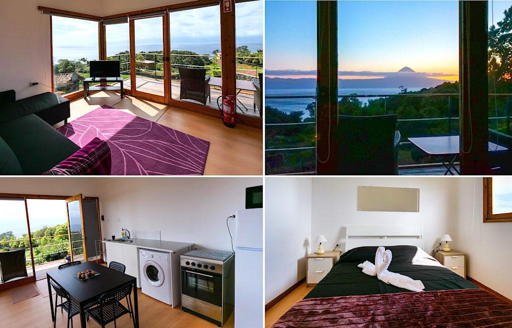 Intact Bungalows: die schönste Art auf Sao Jorge zu übernachten - Azoren