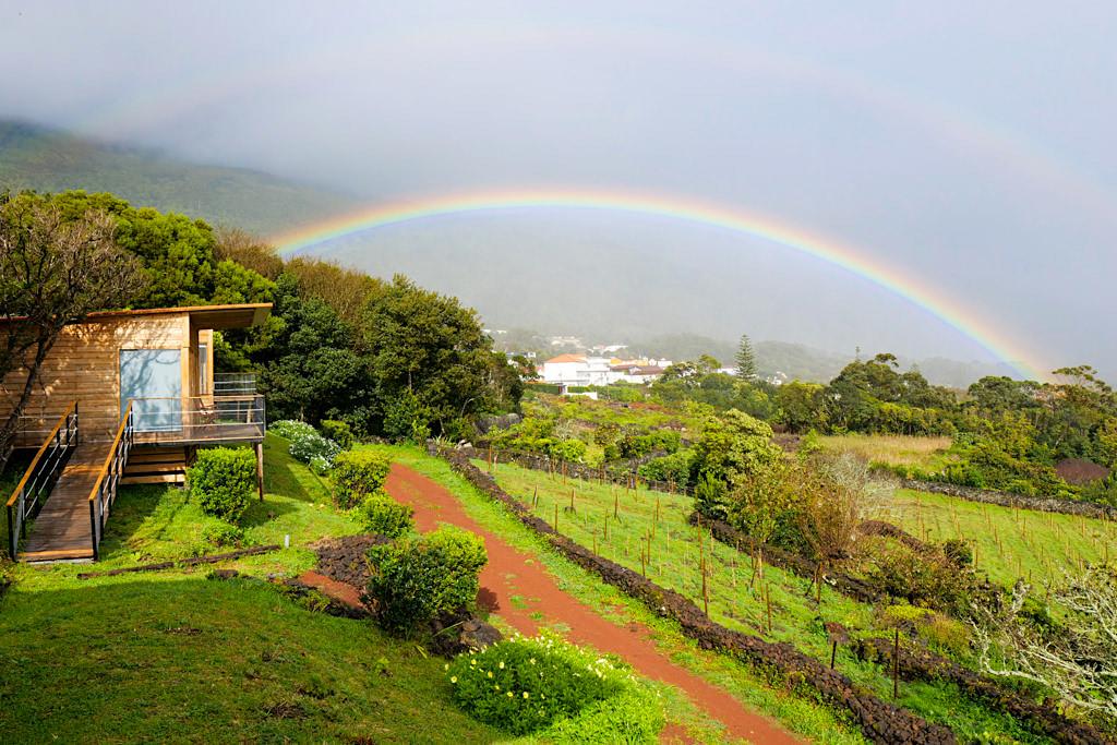 Idylle pur & wunderschön glegen: Intact Farm Bungalows - Sao Jorge