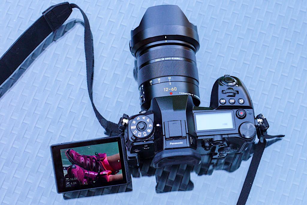Panasonic Lumix G9 - Beste Kamera ihrer Klasse unter den spiegellosen Profikameras - Passenger On Earth