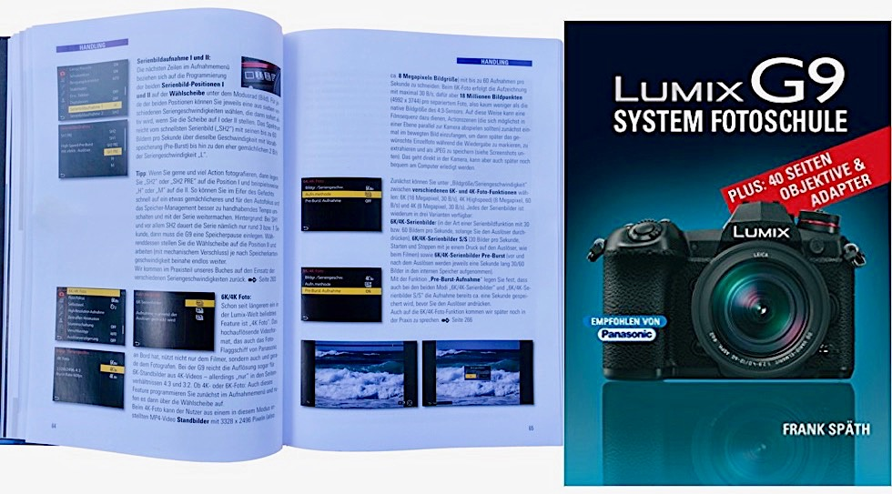 Panasonic Lumix G9 Buch - Frank Späth
