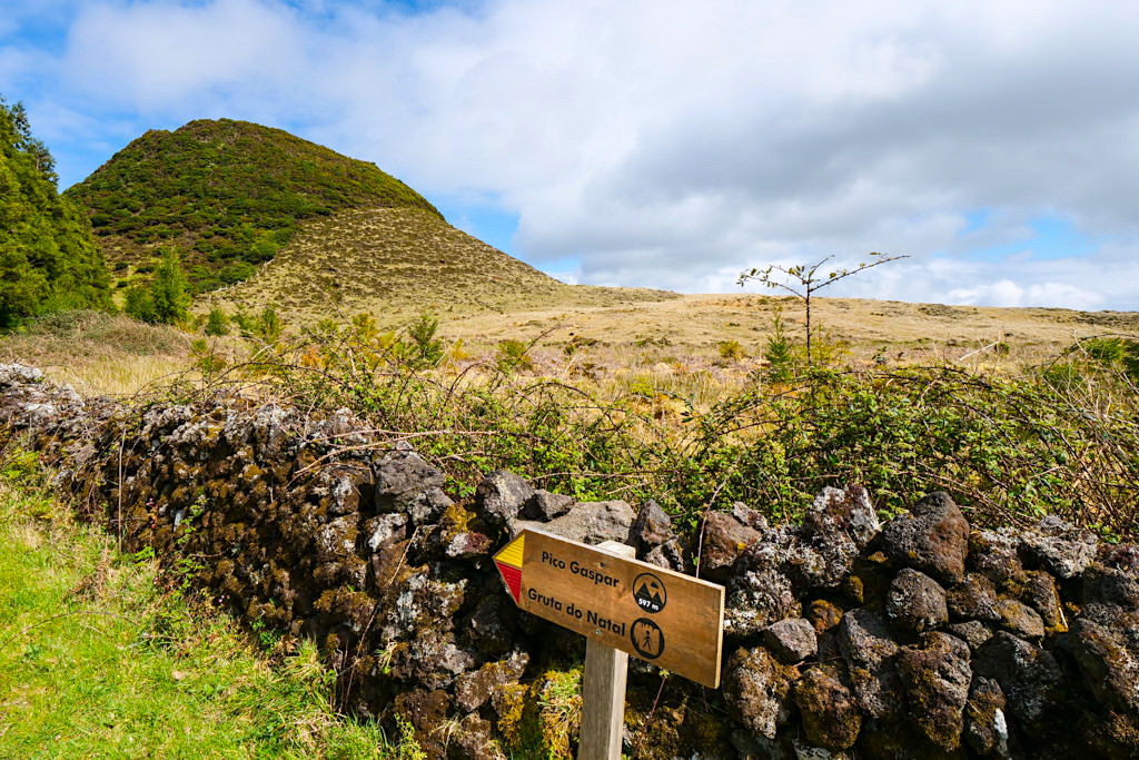 Misterios Negros - Anspruchsvolle 2stündige Wanderung bei der Gruta do Natal - Terceira - Azoren