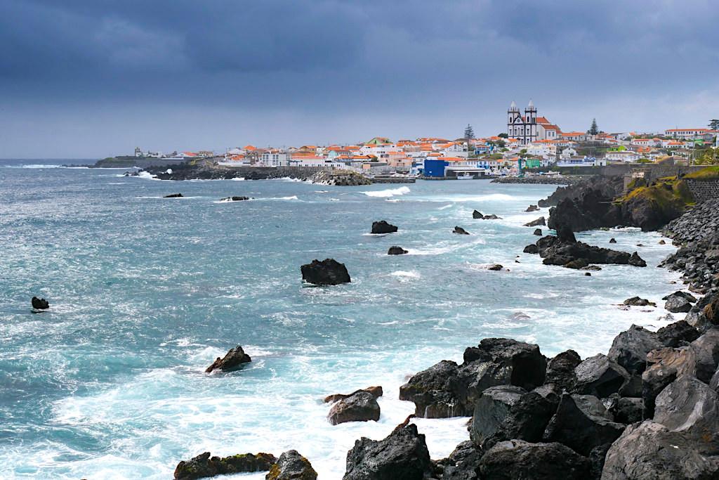 Sao Mateus da Calheta - Schönes Fischerdorf auf Terceira - Azoren