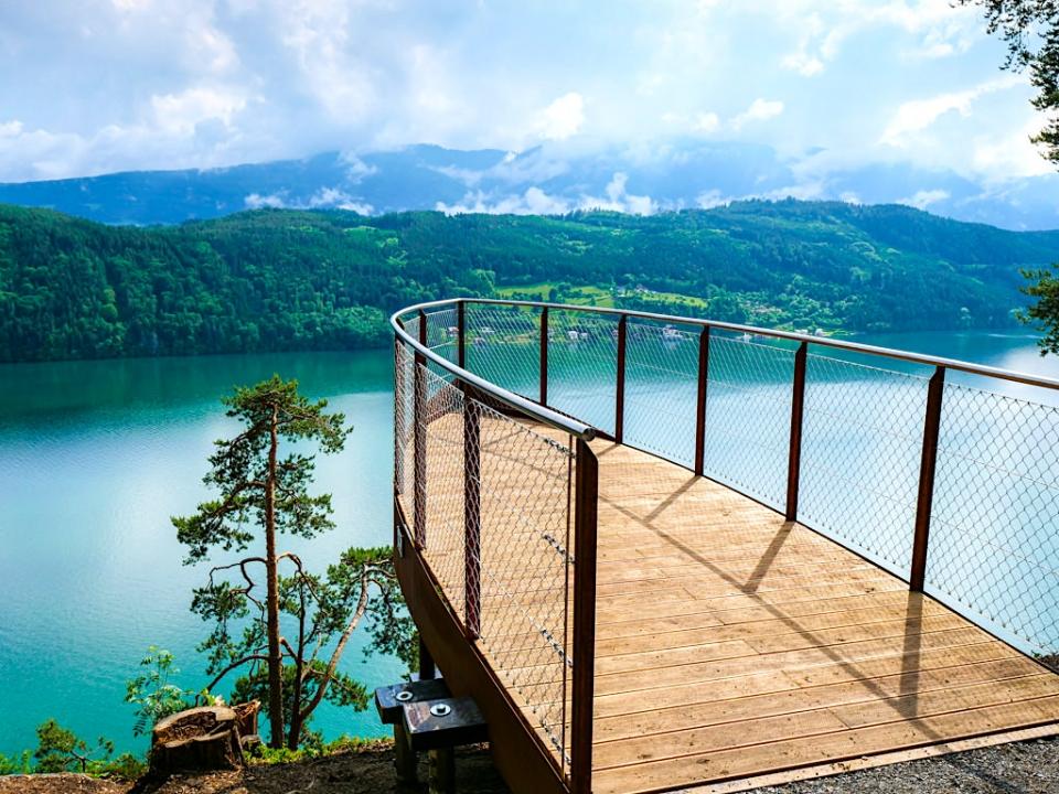 Slow Trail Zwergsee - Waldbühne & Highlight eines der schönsten Slow Trails in Kärnten - Österreich