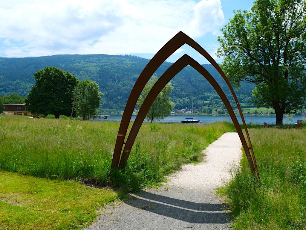 Kärntner Slow Trails - Bootsspanten als gemeinsame Symbolik - Genusswanderungen, Entschleunigung & Lebensfreude im Berg- und Seen-Land - Österreich