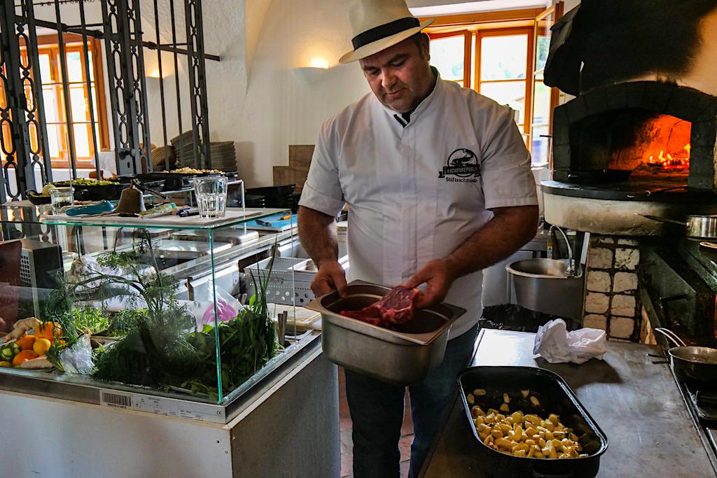 Stiftsschmiede - Außergewöhnliches Fischspezialitäten-Restaurant - Ossiach am Ossiacher See - Kärtnen, Österreich