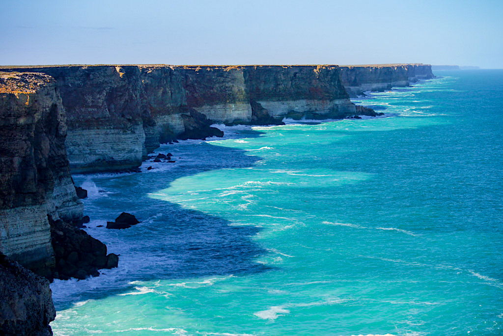 Bunda Cliffs - Great Australian Bight, Steilklippen & Nullarbor Roadtrip Highlights - Southern Australia