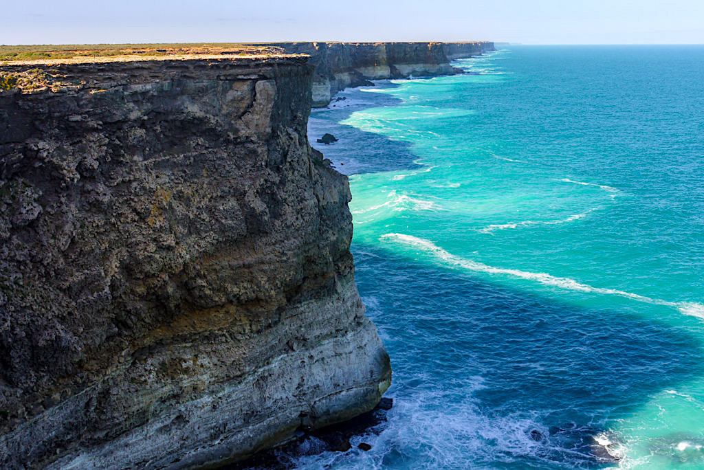 Bunda Cliffs- Nullarbor National Park - Southern Australia