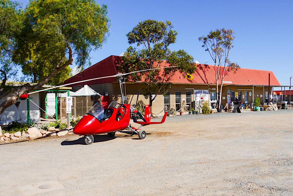 Caiguna Roadhouse - Nullarbor - Western Australia