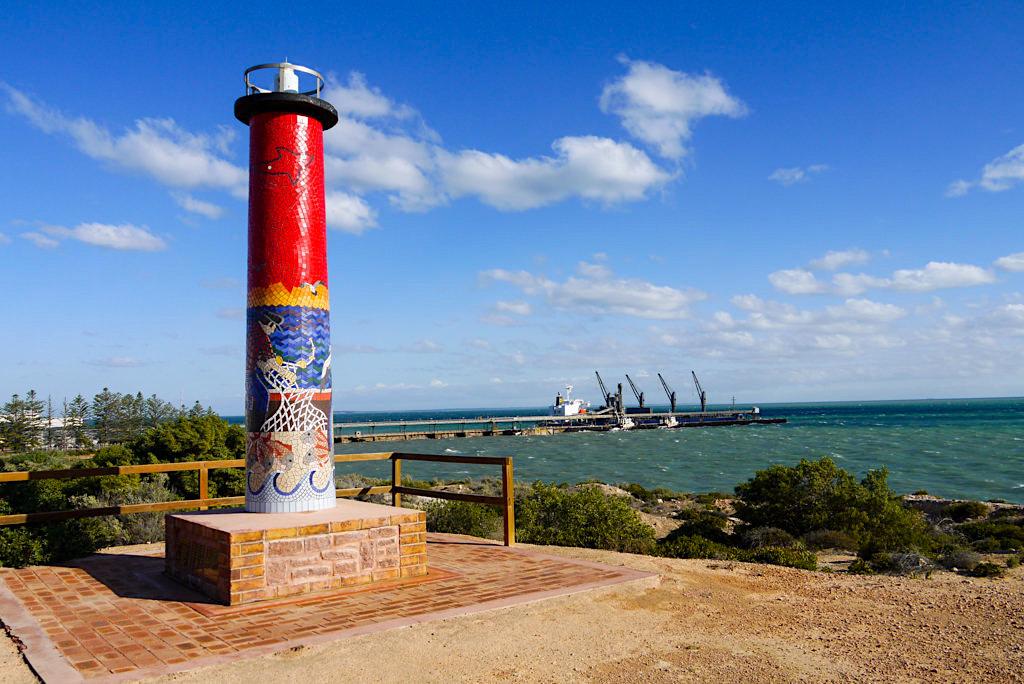 Ceduna - Kleines Küstenstädtchen & Start der Nullarbor Durchquerung von South Australia kommend