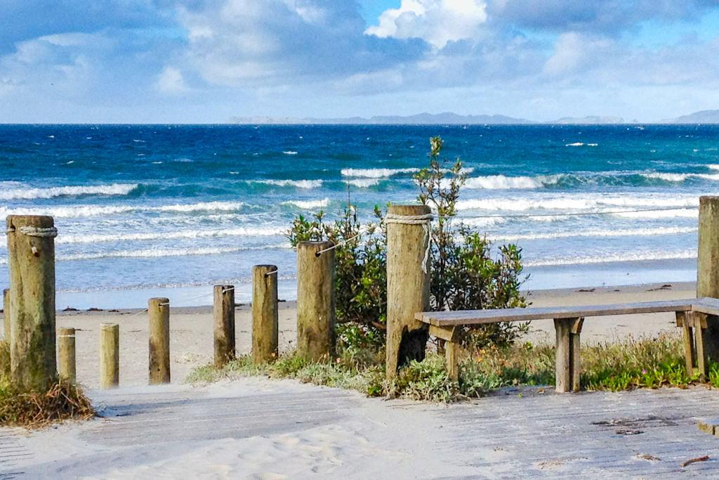 Coromandel Peninsula - Opito Bay: der wildromantische Nordosten der Halbinsel - Nordinsel, Neuseeland