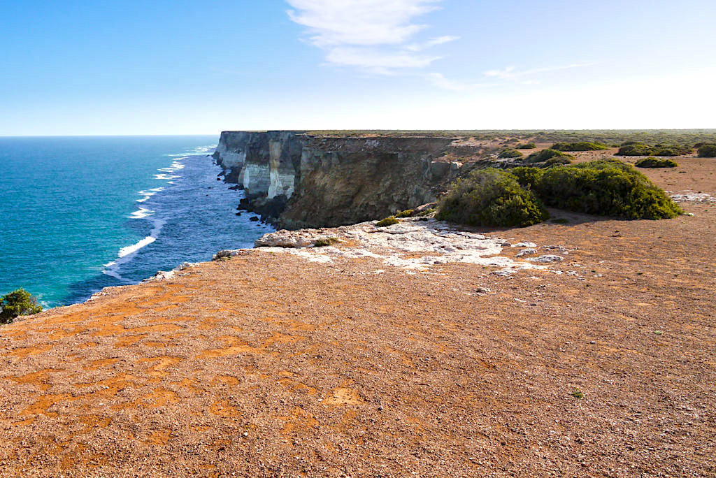 Great Australian Bight - Faszinierende Steilklippen & Indischer Ozean an der Nullarbor Küste - South Australia
