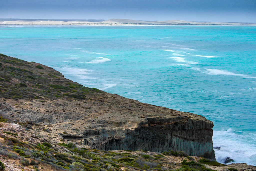 Head of Bight - Grandiose Ausblicke auf die Great Australian Bight & den Indischer Ozean - Nullarbor - Southern Australia