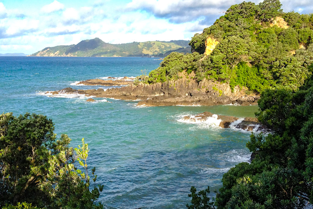 Kuaotunu: wilde zerklüftete Küstenabschnitte - Coromandel Peninsula Highlights - Nordinsel, Neuseeland