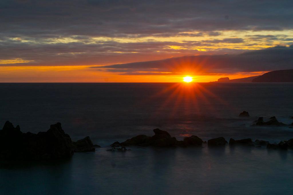 Laja das Rosas im Weltkulturerbe Weinanbaugebiet - Bester Ort für Sonnenuntergänge auf Pico - Azoren
