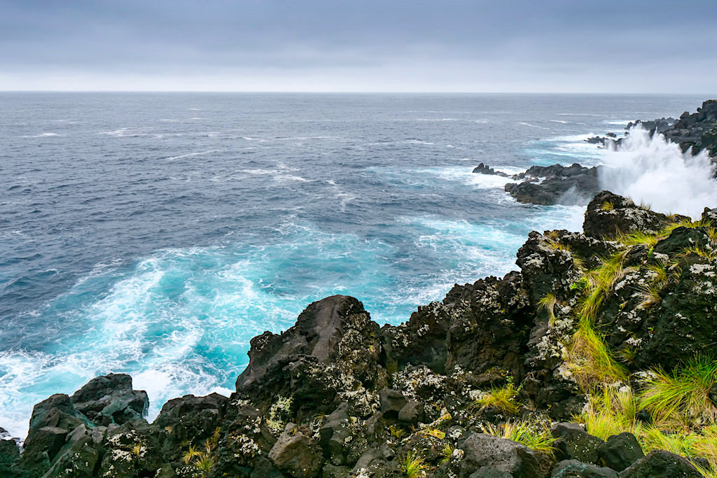 Geheimtipp: Miradouro da Pontinha - Grandioser Ausblick über die zerklüftete Südküste von Pico - Azoren