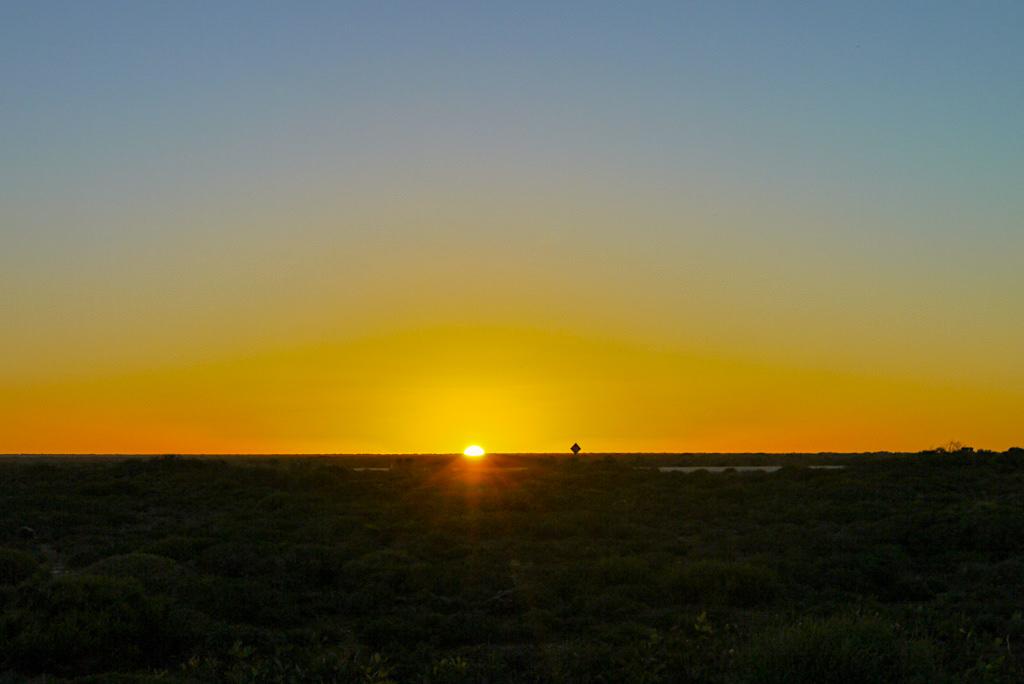 Nullarbor Highlights - Faszination Sonnenuntergang - Southern Australia