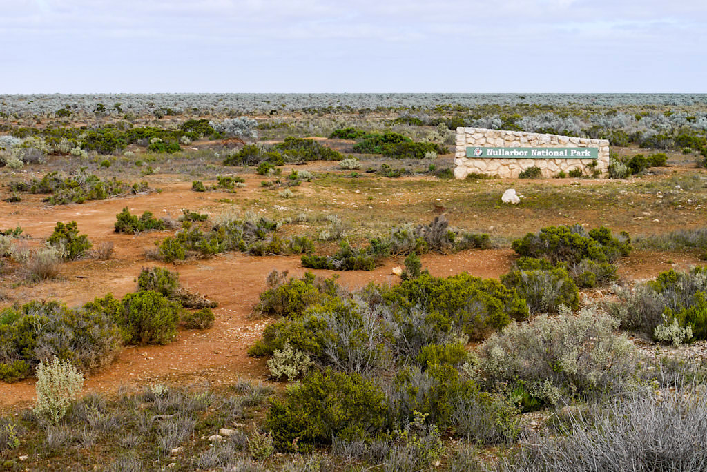 Nullarbor National Park & einer der schönsten Outback Roadtrips - South Australia