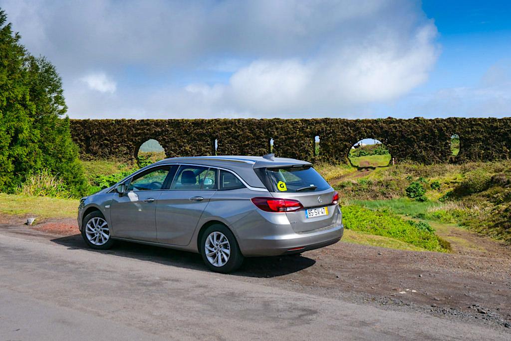 Empfohlene Autovermietung Goldcar für Sao Miguel: neuwertige, zuverlässige Fahrzeuge, unschlagbare Preise - Azoren