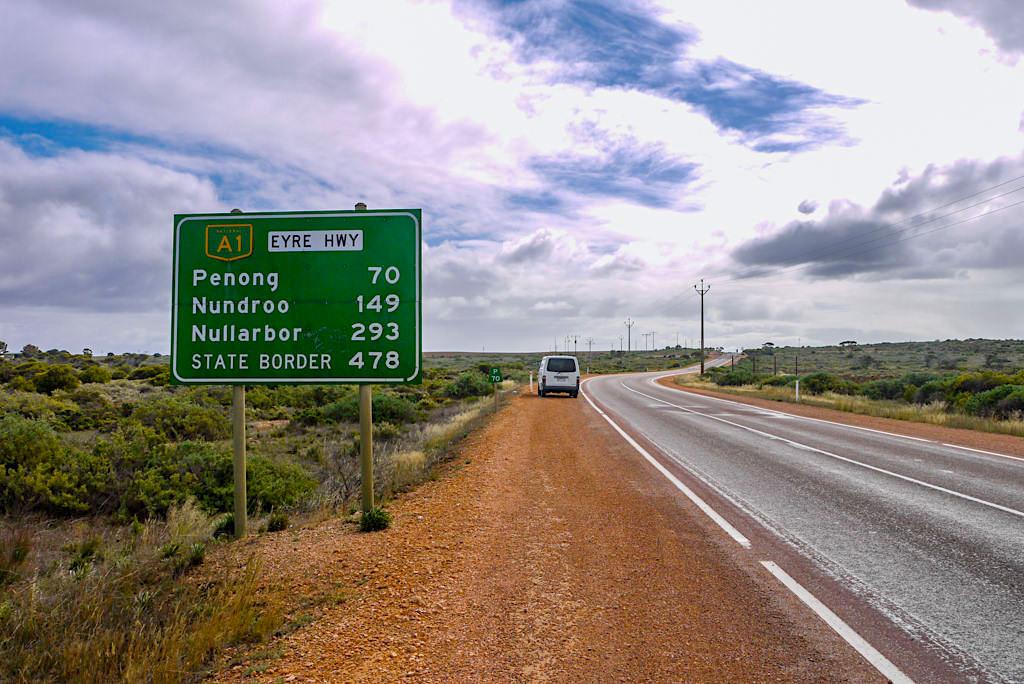 Start Nullarbor Durchquerung bei Ceduna: einer der coolsten Outback Roadtrips - South Australia
