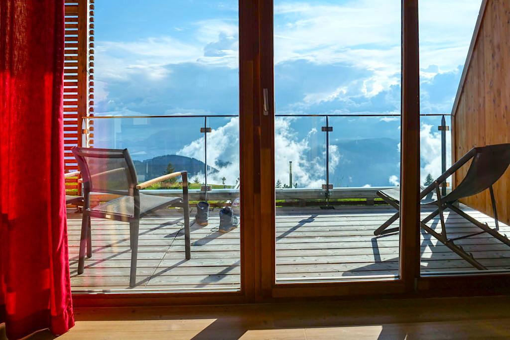 Alpinhotel Pacheiner - Zimmer mit herrlichen Ausblicken auf der Gerlitzen Alpe - Kärnten, Österreich