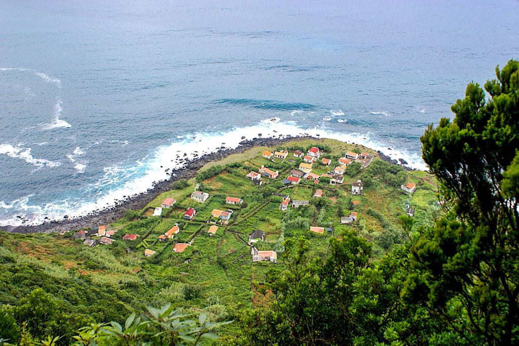 Faja de Joao Dias - Sao Jorge, Azoren