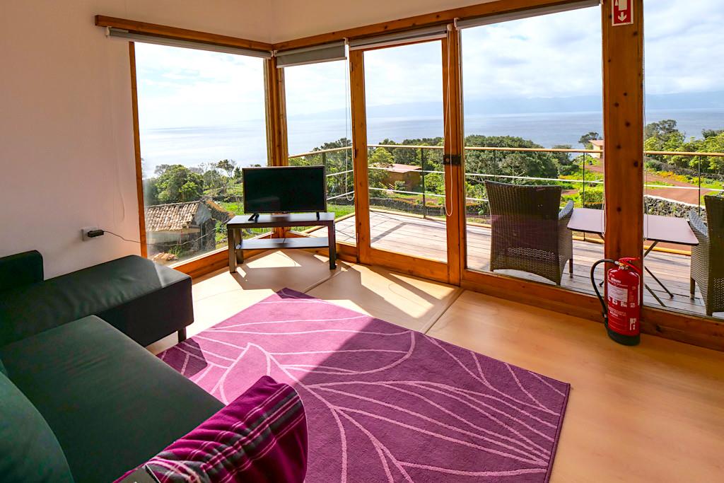 Intact Farm Resort & Bungalows - Übernachtungsempfehlung Sao Jorge - Azoren