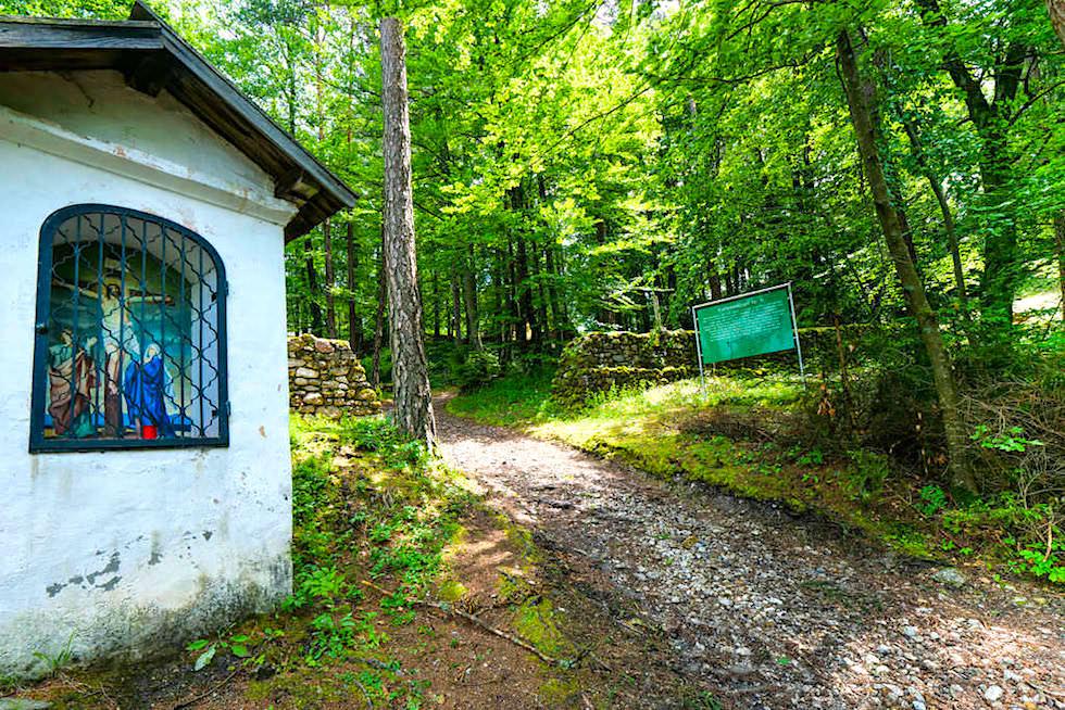 Kathreinkogel - Jahrtausende alte Ausgrabungsstätte - Wörthersee, Kärnten - Österreich