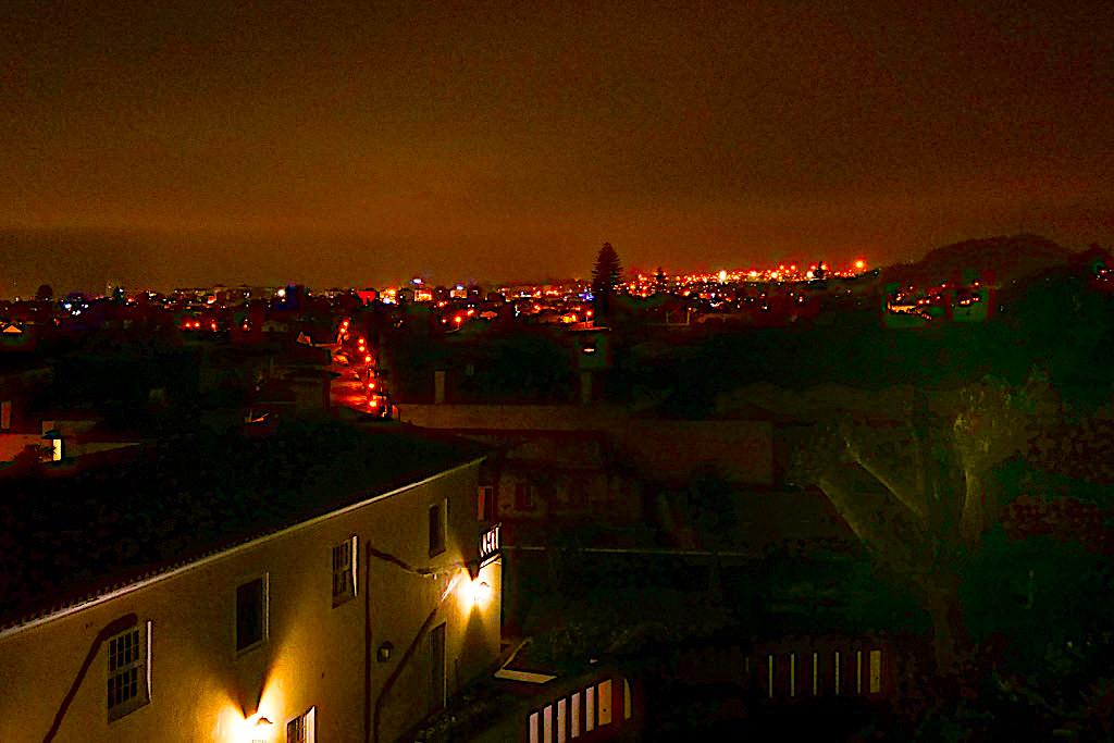 Quinta da Abelheira bei Nacht - Ponta Delgada - Sao Miguel, Azoren