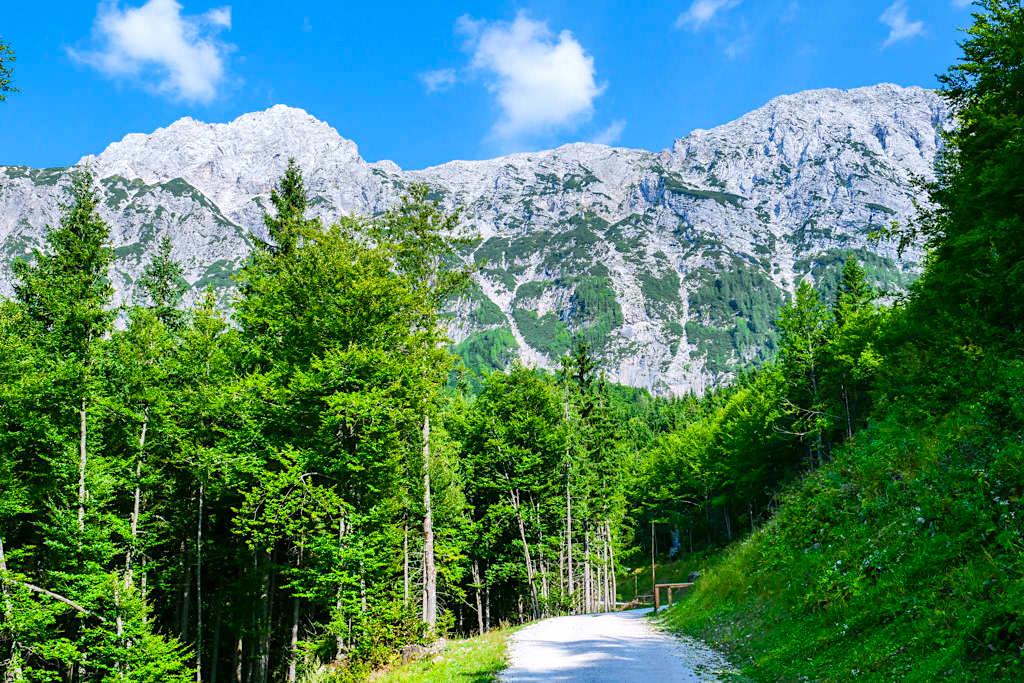 Rifugio Zacchi Wanderung vom Laghi Fusine ausgehend - HüttenKult Region Villach - Tarvisio, Italien