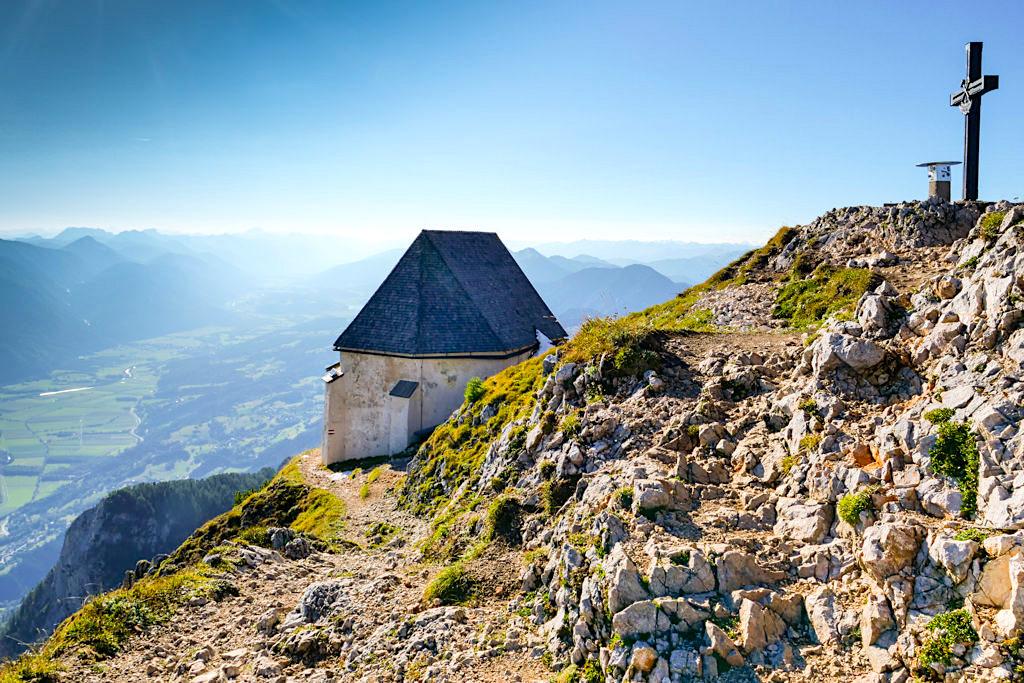 Dobratsch Gipfelkreuz & Windische Kapelle: Idylle pur! - Kärnten, Österreich