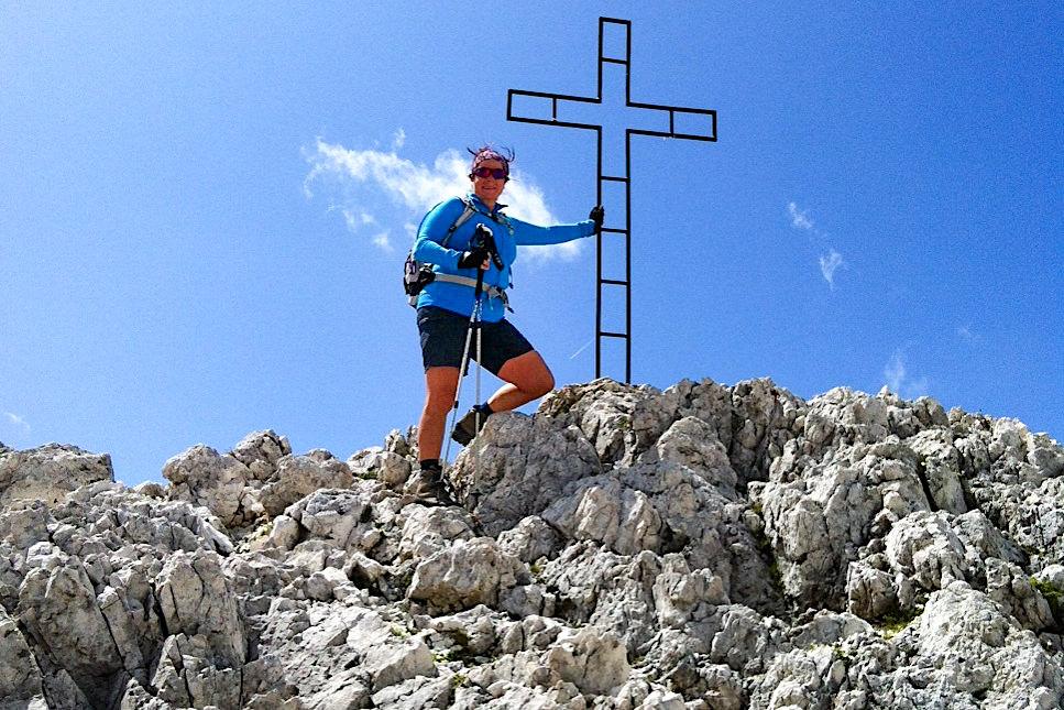 Dolomiten - Hütten- & Gipfelwanderungen mit dem Lowa Tibet GTX - einem der besten Bergschuhe